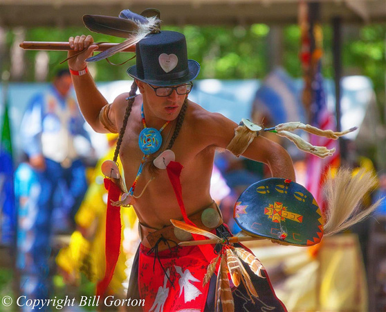 PowWow Dancer Entry-8 (Large)