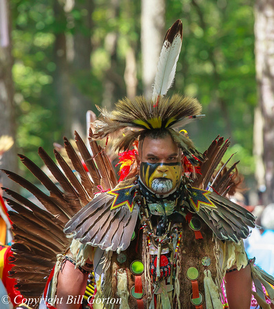PowWow Lead Dancer